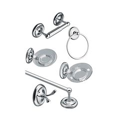 Chrome csi accessory kits