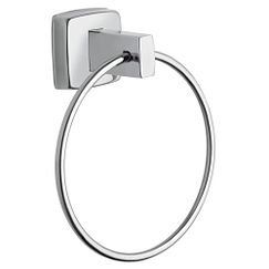 Stainless towel ring