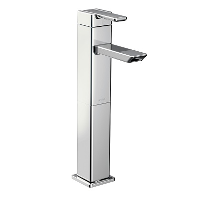 90 Degree One Handle Faucet