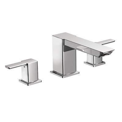 90 Degree Two Handl Faucet